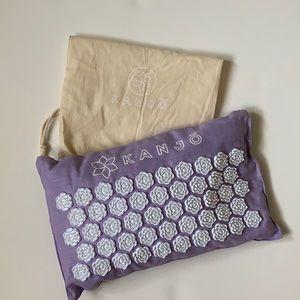 Kanjo Acupressure Pillow BNWOT